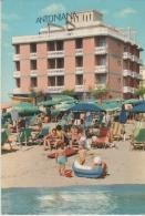 CAORLE VENEZIA HOTEL ANTONIANA LUNGOMARE TRIESTE SPIAGGIA BAMBINI CANOA - Venezia
