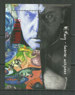 POLAND MNH ** Bloc 228 Stanislaw Ignacy Witkiewicz écrivain Peinture Photographe Art - Blocks & Kleinbögen