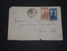 EGYPTE - Enveloppe De Alexandrie Pour Paris En 1928 - A Voir - L 1756 - Egypt