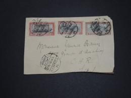 EGYPTE - Enveloppe De Alexandrie Pour La France En 1927 - A Voir - L 1758 - Egypt