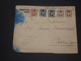 EGYPTE - Enveloppe D ´Alexandrie Pour La France En 1927 - A Voir - L 1767 - Egypt