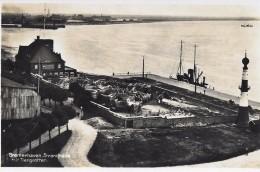 Bremerhaven : Le Port. (Voir Commentaires) - Bremerhaven