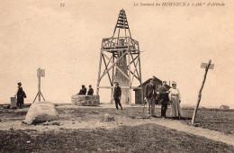 6398. CPA 88 LE SOMMET DU HOHNECK... - Frankreich