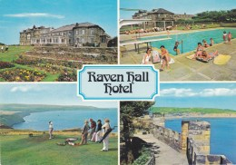 RAVENSCAR - RAVEN HALL HOTEL MULTI VIEW - England