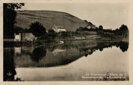 S S EPARNEY COTEAU DE MAREUIL-AY   LA BOUTEILLE   (VIAGGIATA) - Epernay