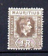 T339 - MAURITIUS 1938 , Gibbons N. 260  Used - Mauritius (...-1967)
