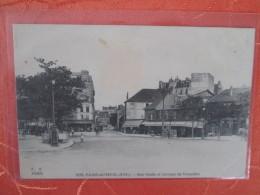 PARIS AUTEUIL XVI . RUE GAUDIN ET L AVENUE DE VERSAILLES - Arrondissement: 16
