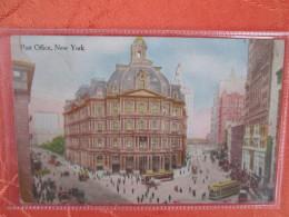 POST OFFICE . NEW YORK - NY - New York