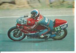 51163 - JEAN FRANCOIS BALDE - CHEVALIER 250 - GRAND PRIX D'ESPAGNE 1983 - Moto