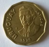 URUGUAY - 1 Nuevo Peso 1976  - Superbe - - Uruguay