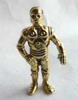 PAS KINDER RARE Figurine TOMBOLA STAR WARS 1997 C3PO - Puzzles