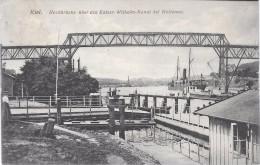 Kiel : Vue Sur Pont Et L'entée Du Canal. (Voir Commentaires) - Kiel