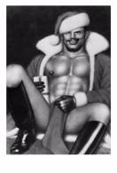 TOM OF FINLAND GAY INTEREST POSTCARD 47 -  SIZE: 15X10 CM. APROX. MINT - Cómics