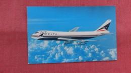 Delta Boeing 747 Superjet------ref 2323
