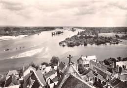 CANDES SAINT MARTIN Le Confluent De La Vienne Et La Loire 19(scan Recto-verso) MA1015 - France