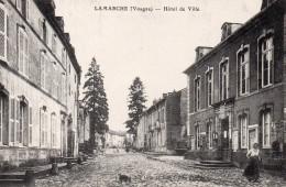 6415. CPA 88 LAMARCHE. HOTEL DE VILLE. - Lamarche