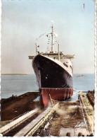 PAQUEBOT FRANCE: Compagnie Générale Transatlantique - Paquebots