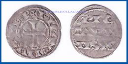 1189-1199 RICHARD LIONHEART KING & COUNT OF POITOU  SILVER DENIER  VERY GOOD CONDITION - …-1662 : Monnaies Haut & Bas Moyen-Age