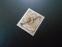D.R.Mi 7a  3Pf* Deutsche Kolonien (Marshall-Inseln) 1899 - Colony: Marshall Islands