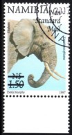 Namibia - 2005 Surcharges Non-standard Mail On $1.50 (o) # SG 999 , Mi 1173 - Elephants
