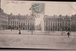 38 M RENNES  ECRITE - Rennes