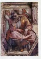 CHRISTIANITY - AK279572 Roma - Citta Del Vaticano - Cappella Sistina - Il Profeta Geremia - Paintings, Stained Glasses & Statues
