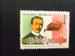 BRASIL BRÉSIL 1995 CENTENARIO De La RADIO Yvert Nº 2228 ** MNH - Brasilien