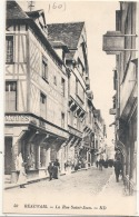 -60- BEAUVAIS  La Rue Saint Jean - Neuve Excellent état - Beauvais