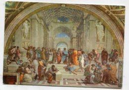 CHRISTIANITY - AK279581 Raffaello - Stanza Di Rafffaello - Quadri, Vetrate E Statue