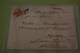 L484) ÖSTERREICH Brief - Briefe U. Dokumente