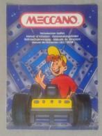 Catalogue MECCANO: 12 Pages - Meccano