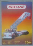 Catalogue MECCANO: N° 7064 - 48 Pages - Meccano