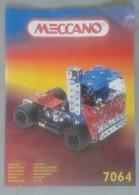 Catalogue MECCANO: N° 7064 - 72 Pages - Meccano