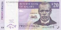 Reserve Bank Of  MALAWI 2001. - Malawi