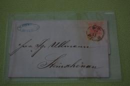L524) ÖSTERREICH  Brief - Briefe U. Dokumente