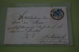 L529) ÖSTERREICH  Brief - Briefe U. Dokumente