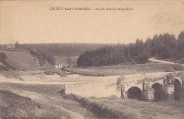 Chiny-sur-Semois - Pont Saint-Nicolas - Chiny