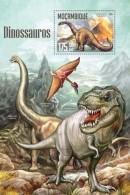 Mozambique. 2016 Dinosaurs. (203b) - Prehistorisch