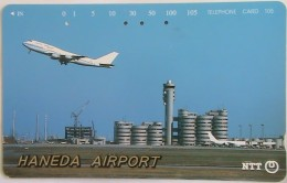JAPAN - Haneda Airport - (231-382) , Used - Avions