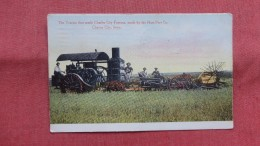 Harr Parr Co Tractor  Charles City Iowa>   ==-ref 2323 - Campesinos