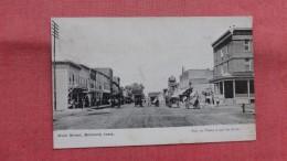 - Iowa  Belmond  Main Street    =-ref 2323 - Estados Unidos