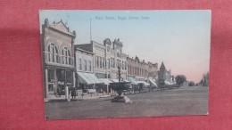 - Iowa  Eagle Grove Main Street    =-ref 2323 - Estados Unidos