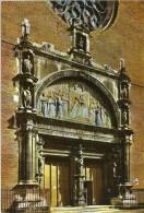 """CP - TOULOUSE ( Haute Garonne ) """" Eglise Notre Dame De La Dalbade 1974 """" - Toulouse"""