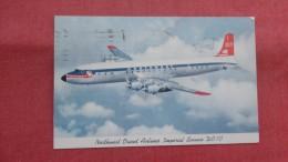Northwest Orient Airlines Imperial Service  DC-7Cref 2323 - 1946-....: Ere Moderne