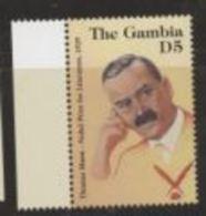 Gambie Nobel Prize Prix Nobel Thomas MANN - Prix Nobel