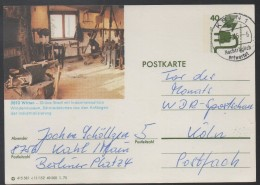 WITTEN  / 1975 GSK BILDPOSTKARTE / # C 11/152 (ref E1008) - Cartes Postales Illustrées - Oblitérées