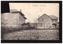 MONT-DE-L ENCLUS VILLA LEONIE    Carte Ancienne Kluisberg - Mont-de-l'Enclus