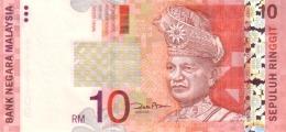 MALAYSIA 10 RINGGIT ND (2004) P-46 UNC [MY146a] - Malaysia