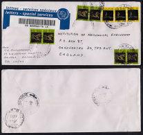 A0741 SRI LANKA 2011, Registered Cover From Nawala Koswatta To UK - Sri Lanka (Ceylon) (1948-...)