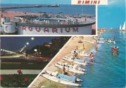 RIMINI.  (scan Verso) - Rimini